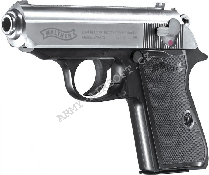 walther ppk  s bicolor kovov u00fd z u00e1v u011br umarex army airsoft cz Hitler's Walther PPK Walther PPK James Bond Edition