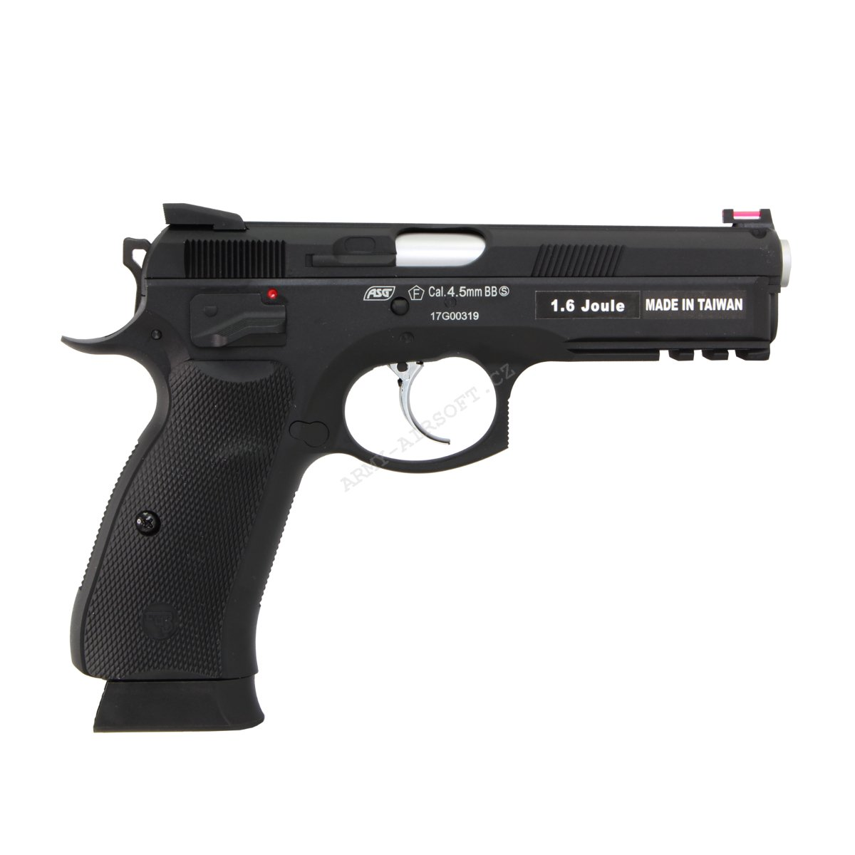 CZ 75 SP-01 Shadow CO2 4,5 mm - ASG