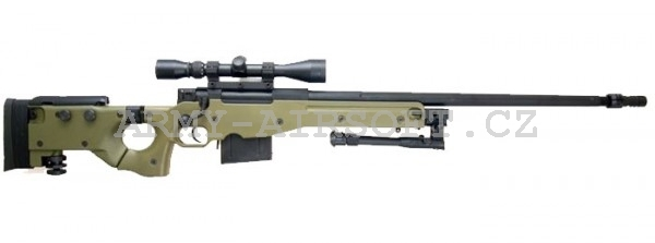 Airsoft Sniper L96 gas START