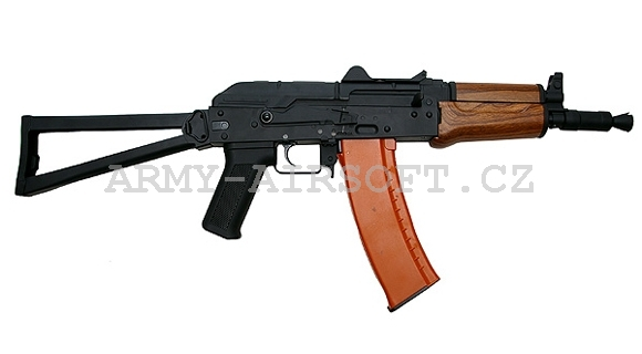 AKS-74U wood+steel DBoy