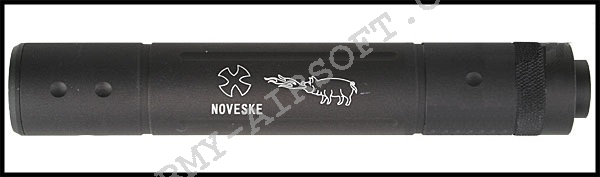 Tlumič 195 x 31 mm Noveske - ACM