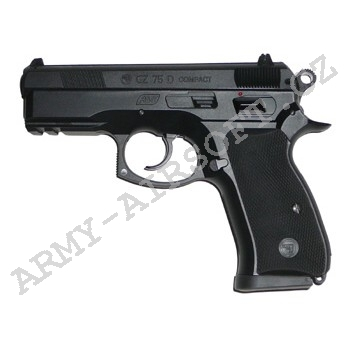 CZ 75D Compact GAS -  ASG