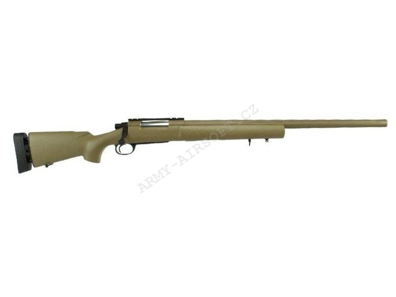 Airsoft sniper SWS M24 Military version - CM.702C TAN