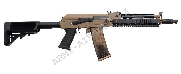 AK74 Type A Tactical (6831C) - TAN - JG
