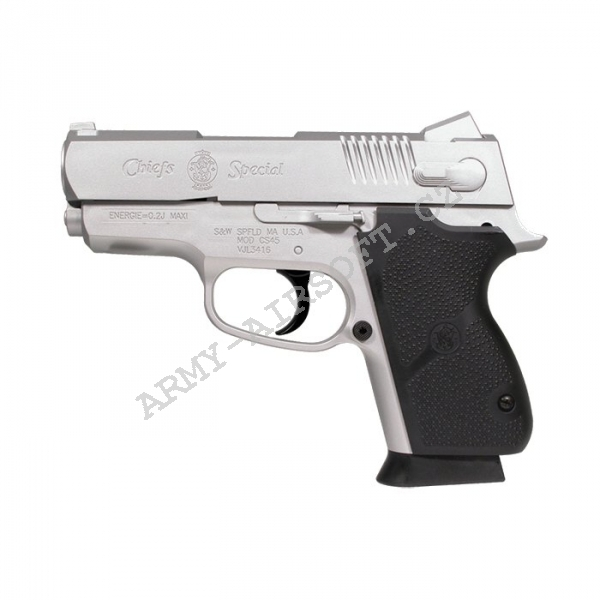 Smith & Wesson Chiefs Special CS45 Stainless CYBG