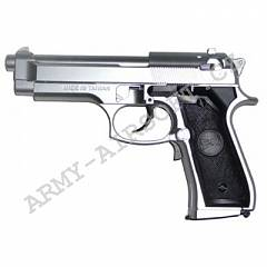 SRC M92F Stainless ele. - SRC | Army Airsoft