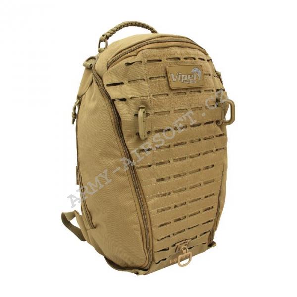 Batoh LAZER V-PACK COYOTE BROWN