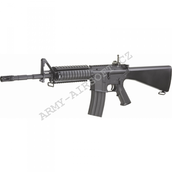 Warrior M16A3 short RIS