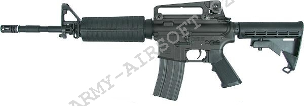 Colt M4A1 - celokov, upgrade, HighSpeed - 135 m/s [AimTop]