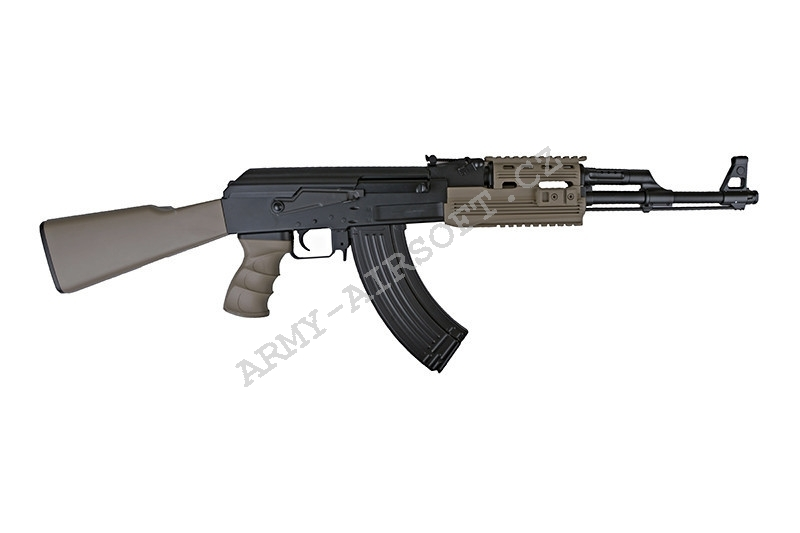 AK 47 Tactical TAN - SPARTAC