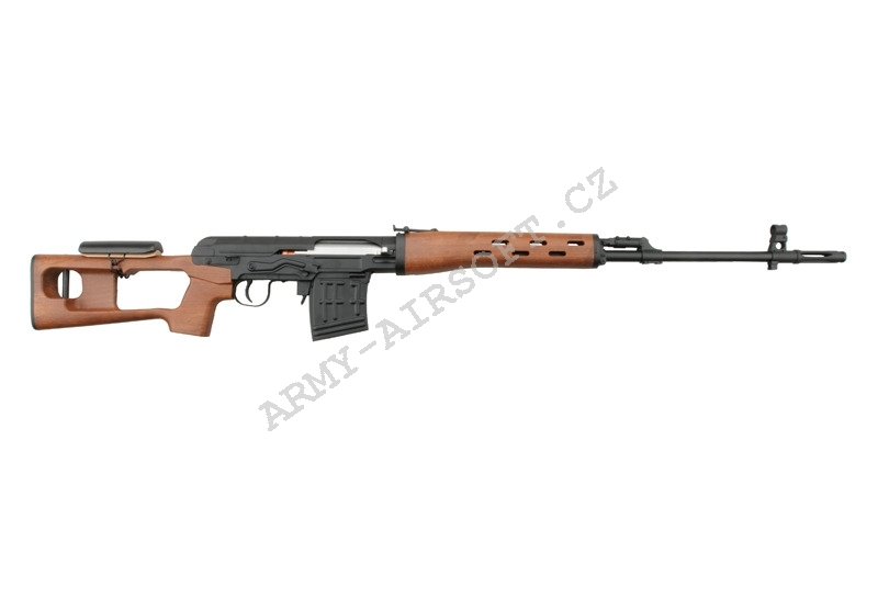 Airsoft Sniper SVD Dragunov Wood style - ACM