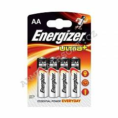 Baterie AA set 4+2ks Ultra+ Energizer | Army Airsoft