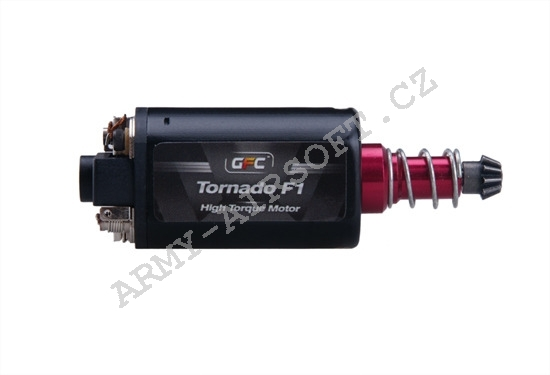 Tornado F1 High Torque motor - long - GFC