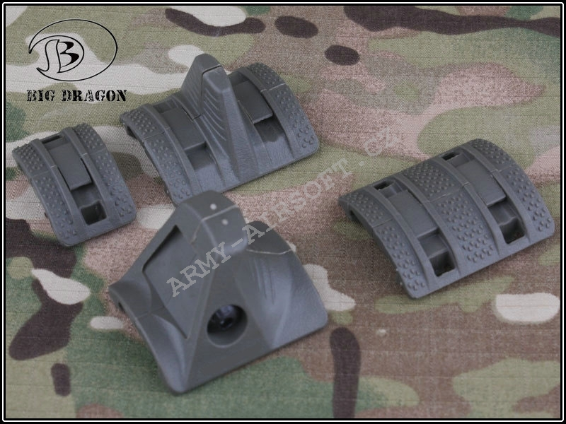 Magpul XMM rail panely - Big Dragon