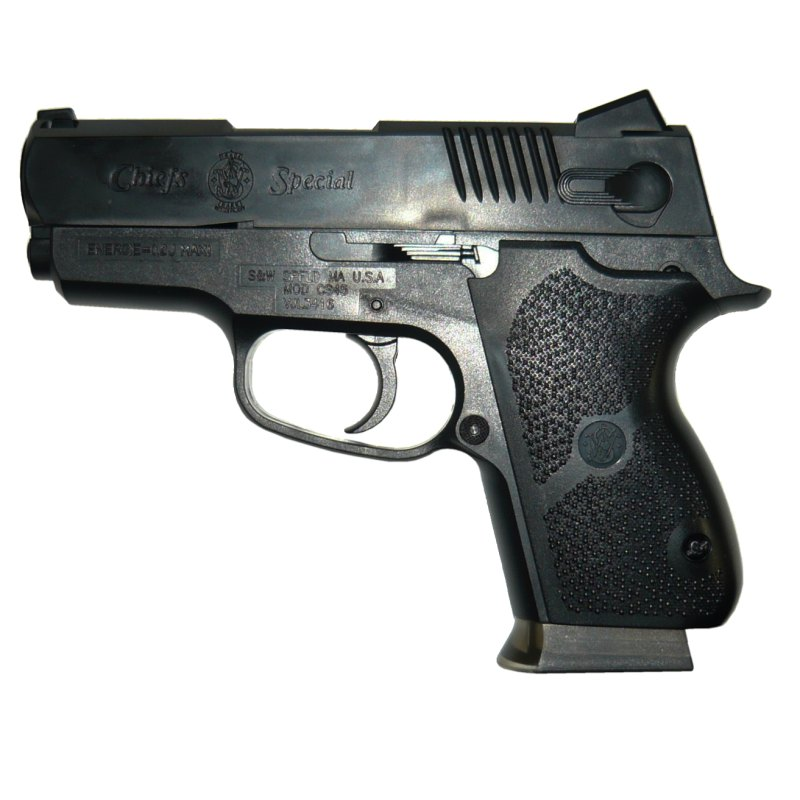 S&W Chief Special CS45 - CYBG