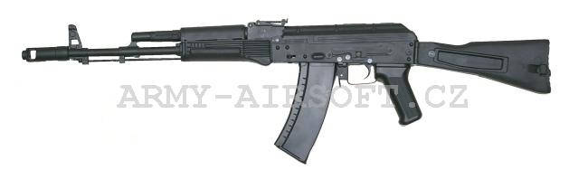 AK 74 105 blow back Warrior