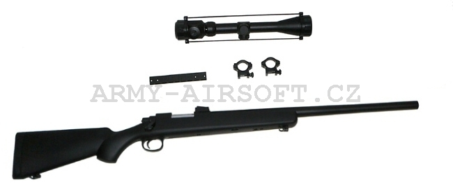 Airsoft Sniper SG  BAR10 set STTi