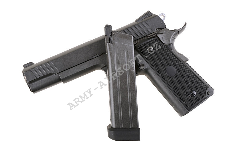 Colt 1911 G192 CO2 celokov - WELL