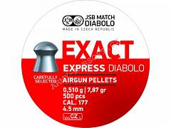 Diabolo JSB Exact Express 500ks  | Army Airsoft