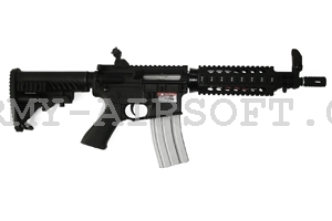 Colt M4 CQB/R plastic blow back APS