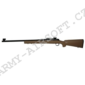 Airsoft Sniper Tactical Rifle - M700P Sniper TAN STTi