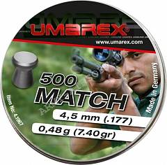Diabolky Pro Match 500ks cal.4,5mm - Umarex | Army Airsoft