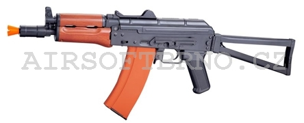 AKS74UN wood, metal, blow back JG