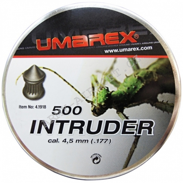 Diabolky Intruder 500ks cal.4,5mm - Umarex
