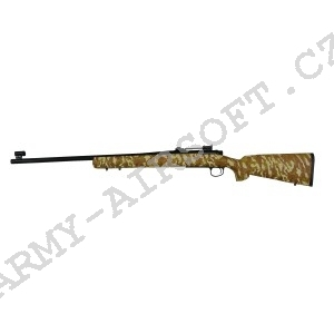 Airsoft Sniper Tactical Rifle - M700P CAMO STTi