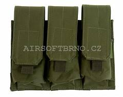 Sumka Molle M4-M15 GFC Tactical zelená | Army Airsoft