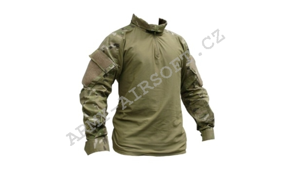 Tričko - Combat Shirt - Multicam - PBS