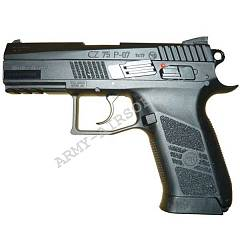 CZ 75 P-07 DUTY S. CO2 blow back ASG | Army Airsoft