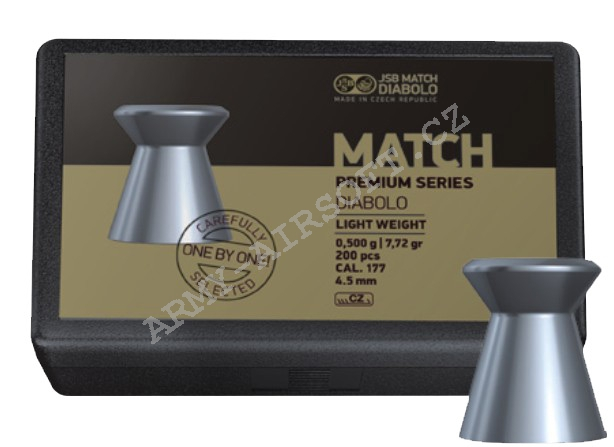 Diabolky MATCH PREMIUM SERIES LIGHT