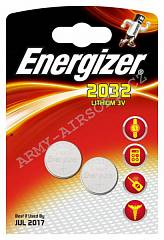 Baterie CR2032 Energizer 2ks | Army Airsoft