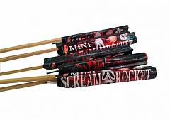 Pyrotechnika Rakety Scream Rocket mini set.6ks - KLÁSEK | Army Airsoft